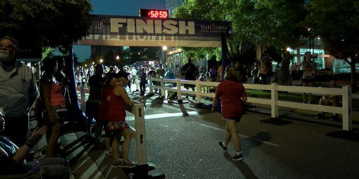 Thousands take part in 'Tunnel to Towers 5K'