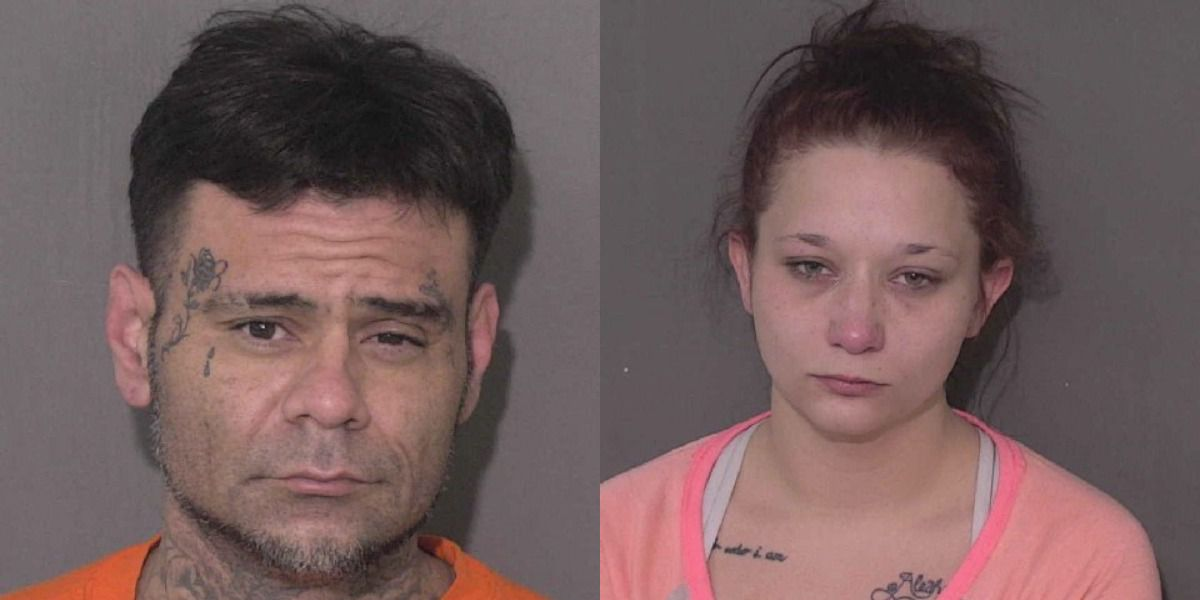 Deputies: 2 charged with murder after woman dies from heroin overdose in Union County