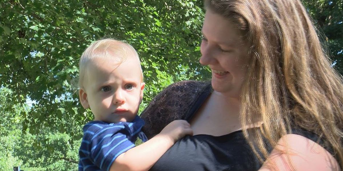 Mint Hill mom searches for motorcycle-riding stranger who saved choking son