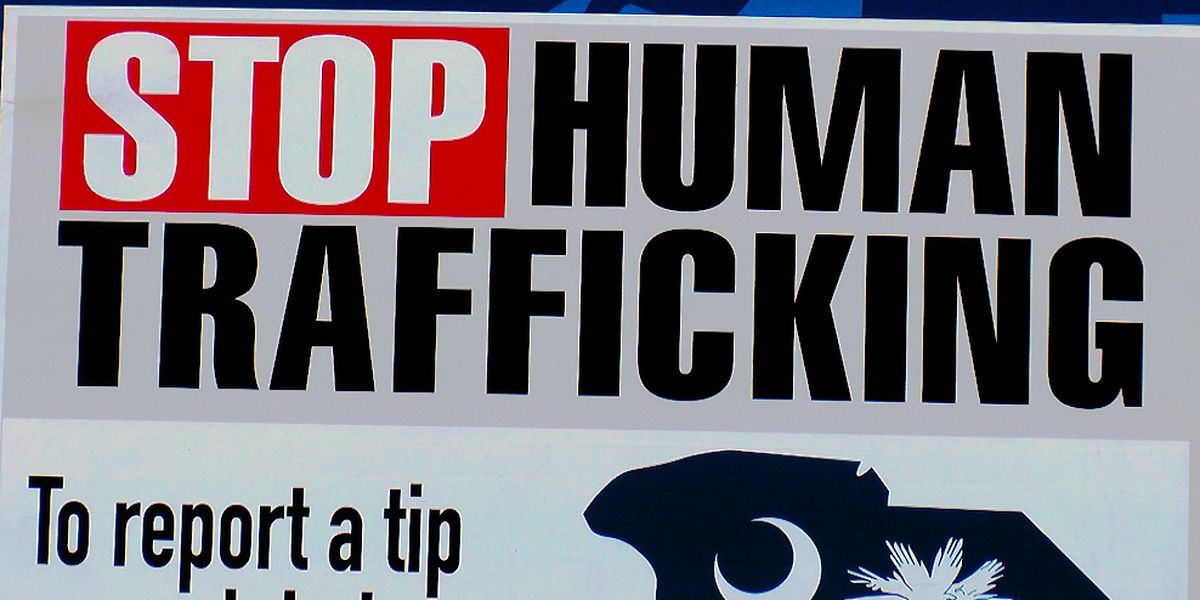 S.C. partners with Homeland Security to promote human trafficking awareness
