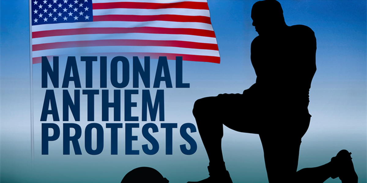 National anthem protest on Monday Night Football draws mixed views from NFL fans