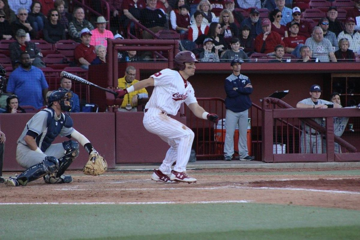 Gamecocks lose a second outfielder to transfer