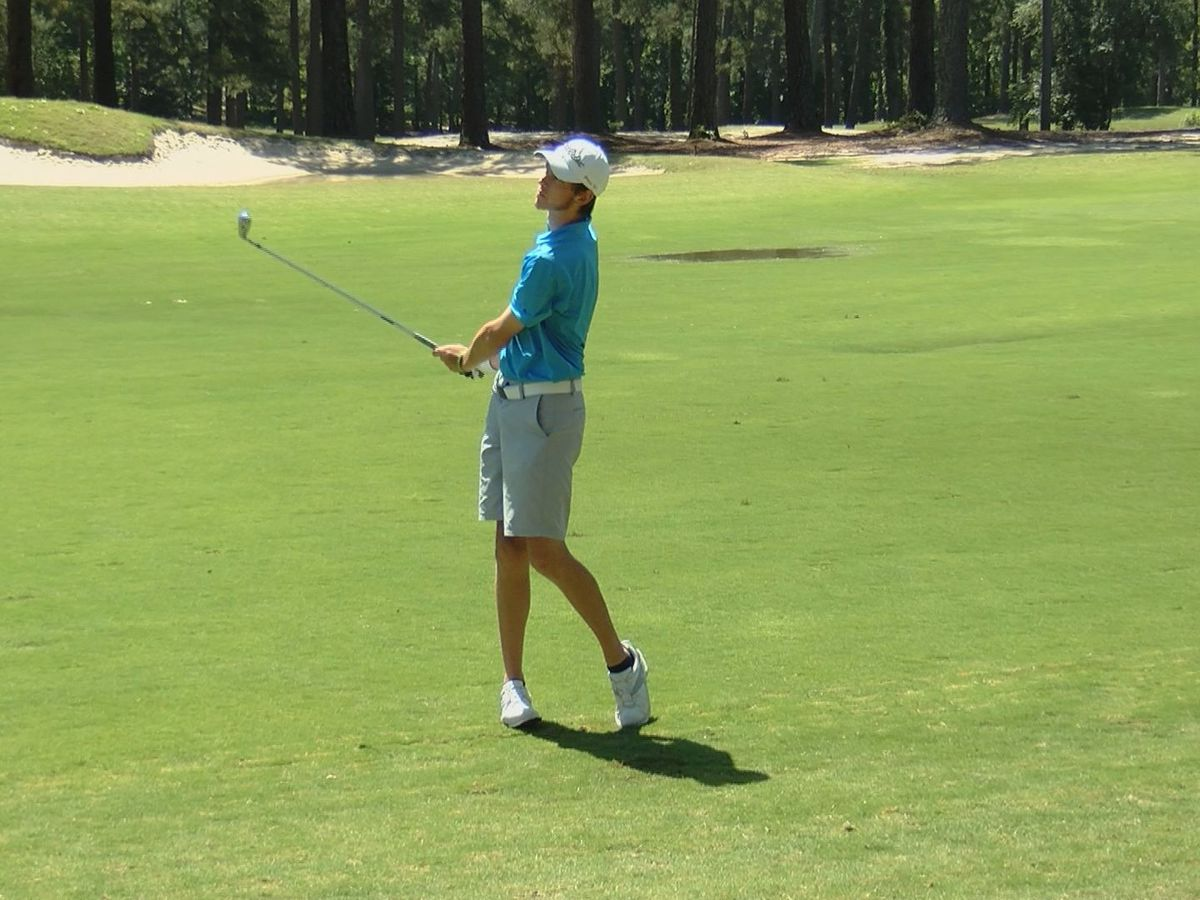 Local golfer embarks on marathon outing to raise money to fight cancer