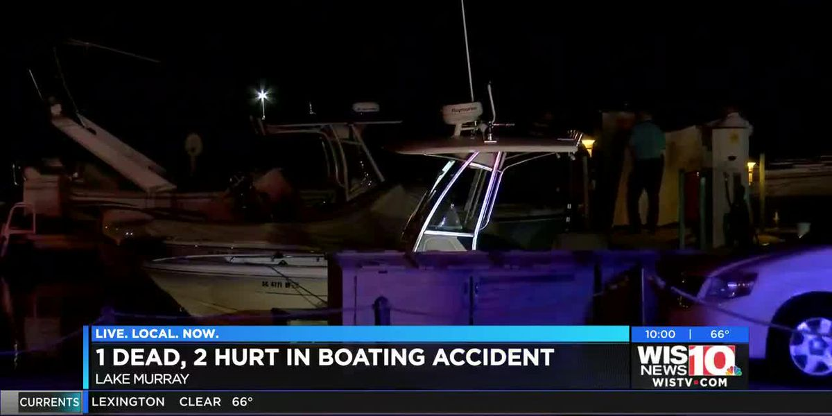 Man killed, two women hurt in Lake Murray boating accident