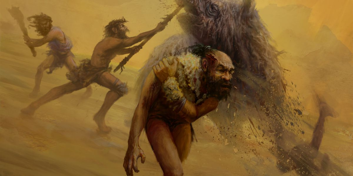 Study: Neanderthals faced risks, but so did our ancestors