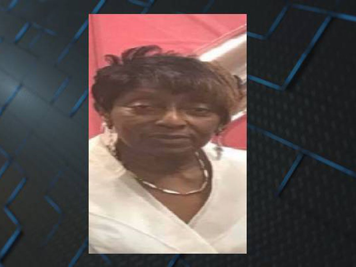 Sumter Police searching for missing 80-year-old woman