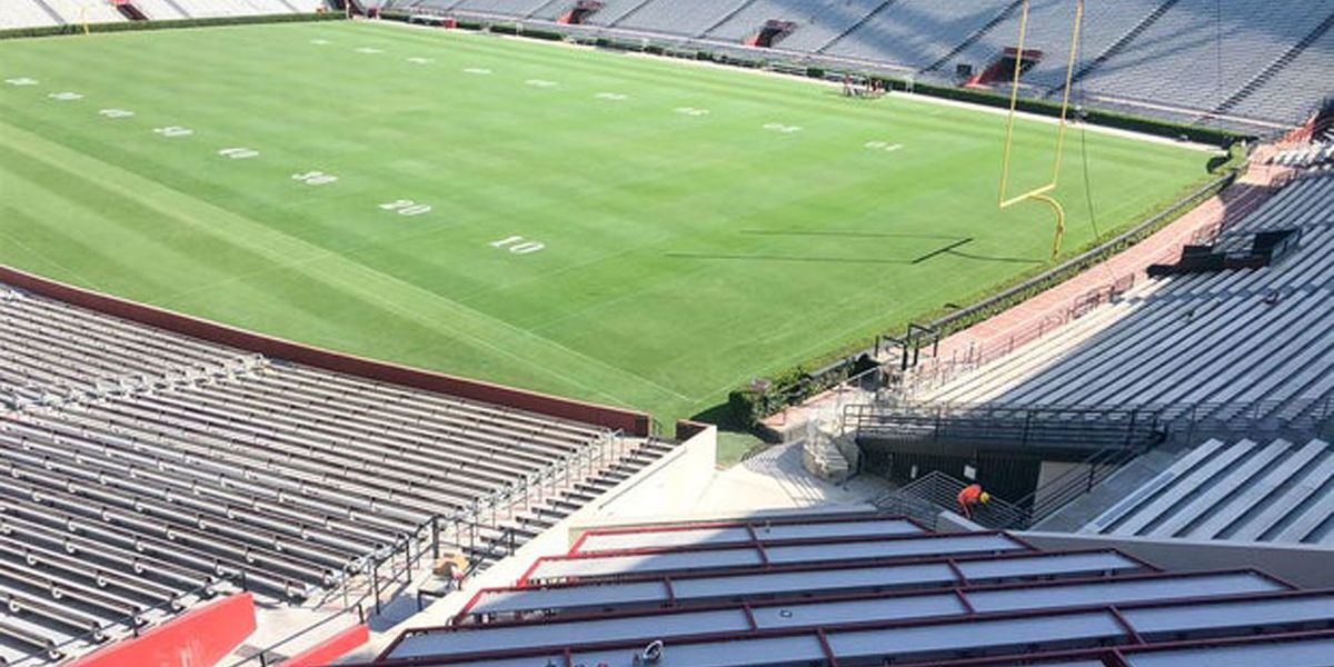 Premium seating added at Williams-Brice Stadium to enhance gameday experience for fans