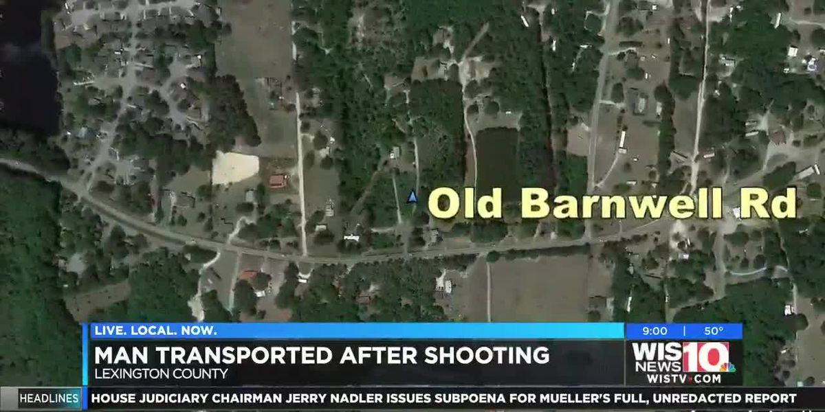 Man shot by acquaintance on Old Barnwell Road, LCSD says