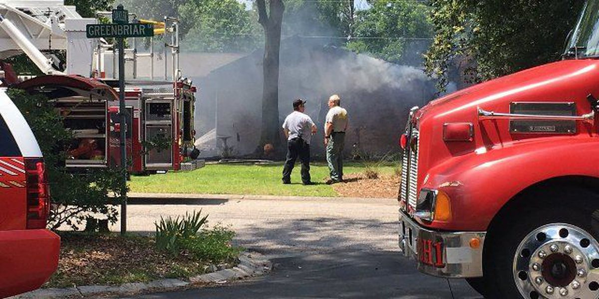 Cause of house explosion that injured firefighters still not known