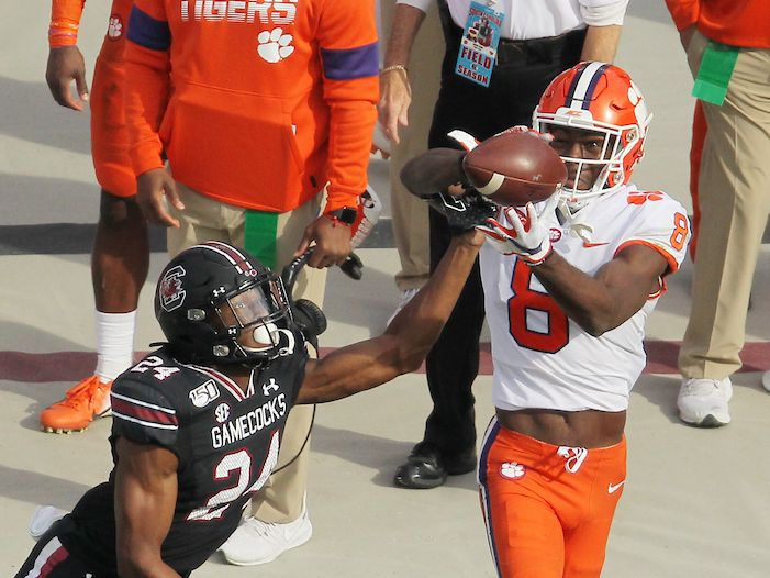 Tigers hold on to No. 3 spot in College Football Playoff rankings