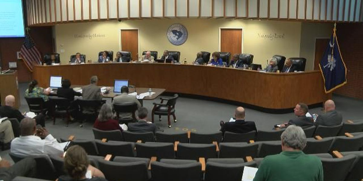 Richland County councilman: Current voting system isn't transparent