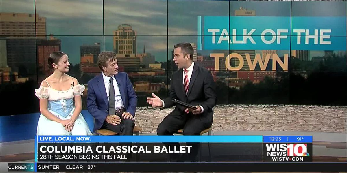 Talk of the Town: Columbia Classical Ballet prepares for 28th season