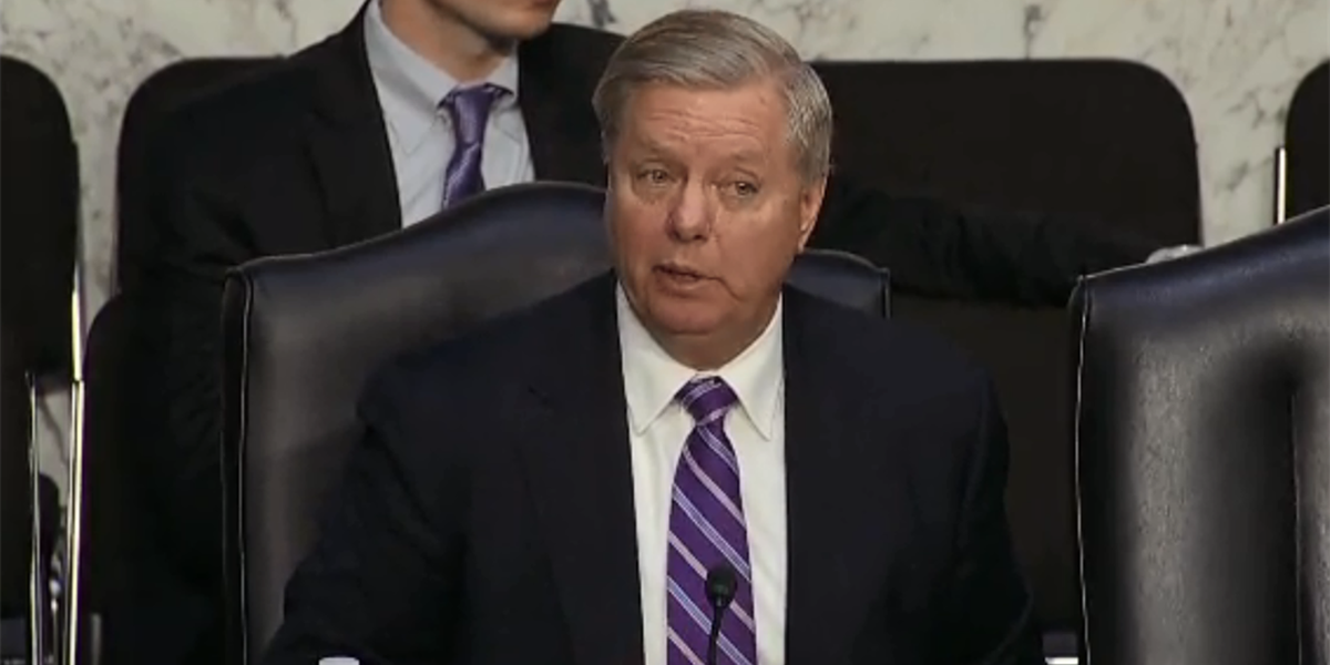 "Sen. Graham: Assad is ""A butcher who needs to pay a heavy price."""