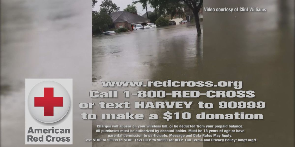 How can you help Texas residents after Hurricane Harvey?