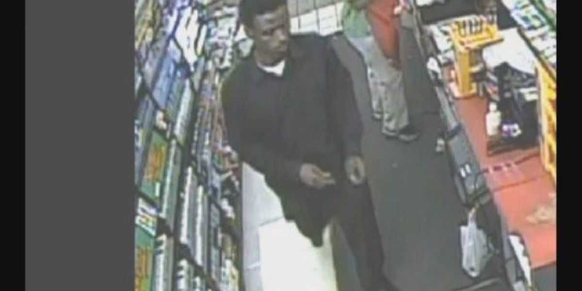 VIDEO: Robber walks into gas station, calmly walks out with cash register
