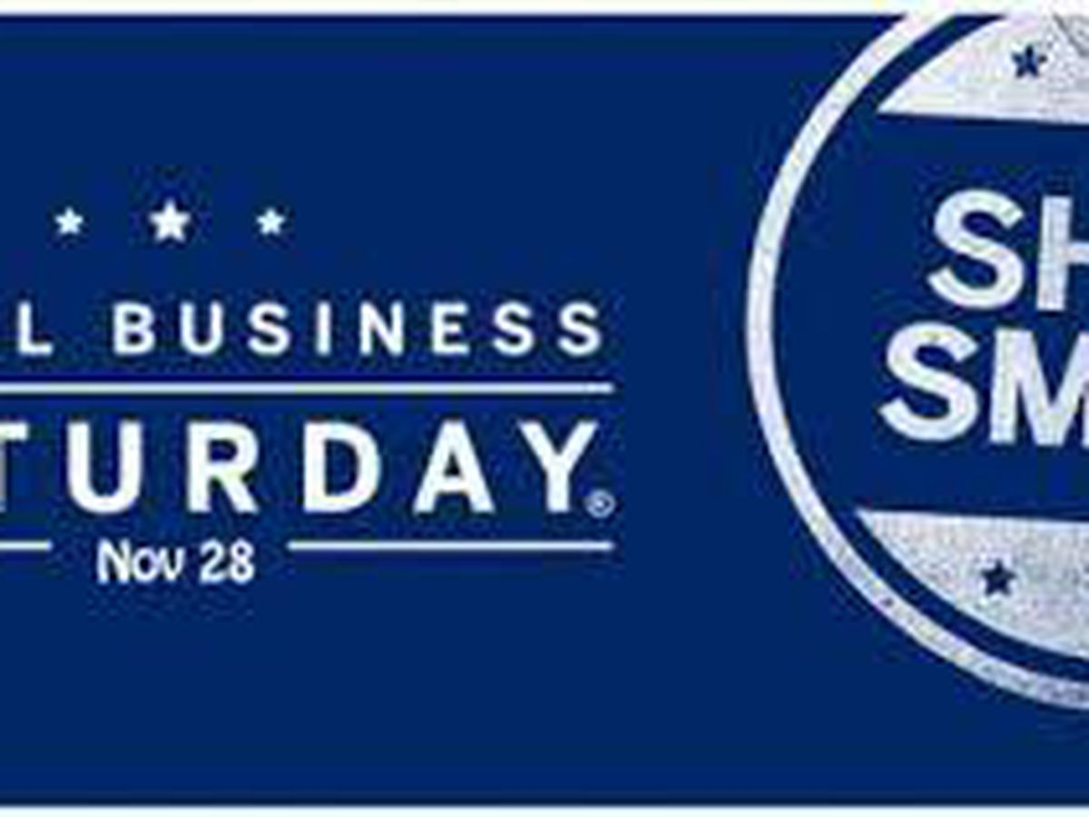 SC Dept. of Commerce urging communities to participate in Small Business Saturday