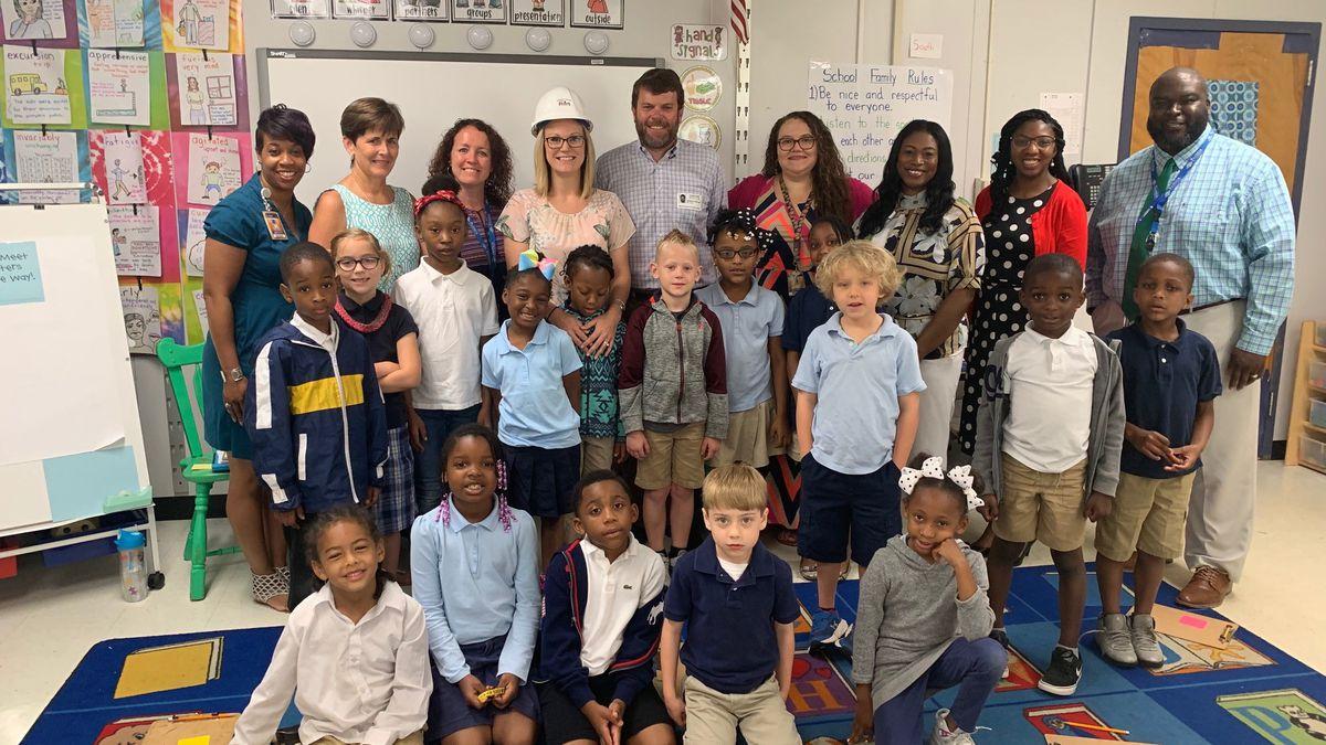 Community Builder: Midlands reading coach reaches beyond classroom walls