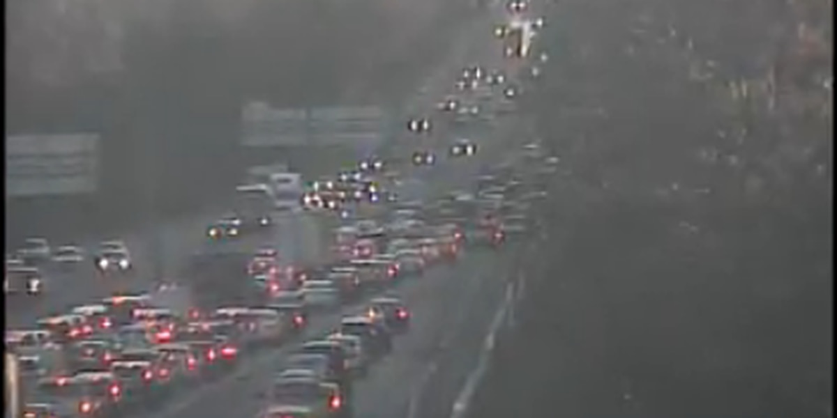 I-20 East near Broad River Road experiencing traffic delays due to collision