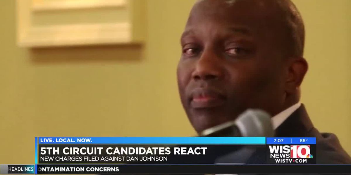 Fifth Circuit Solicitor candidates react to Dan Johnson indictments