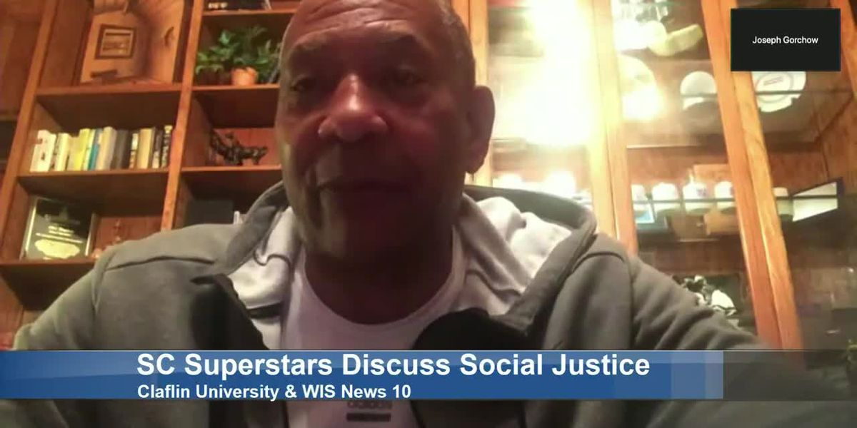 WATCH: SC Superstars, CU Student Athletes and Social Justice - Alex English