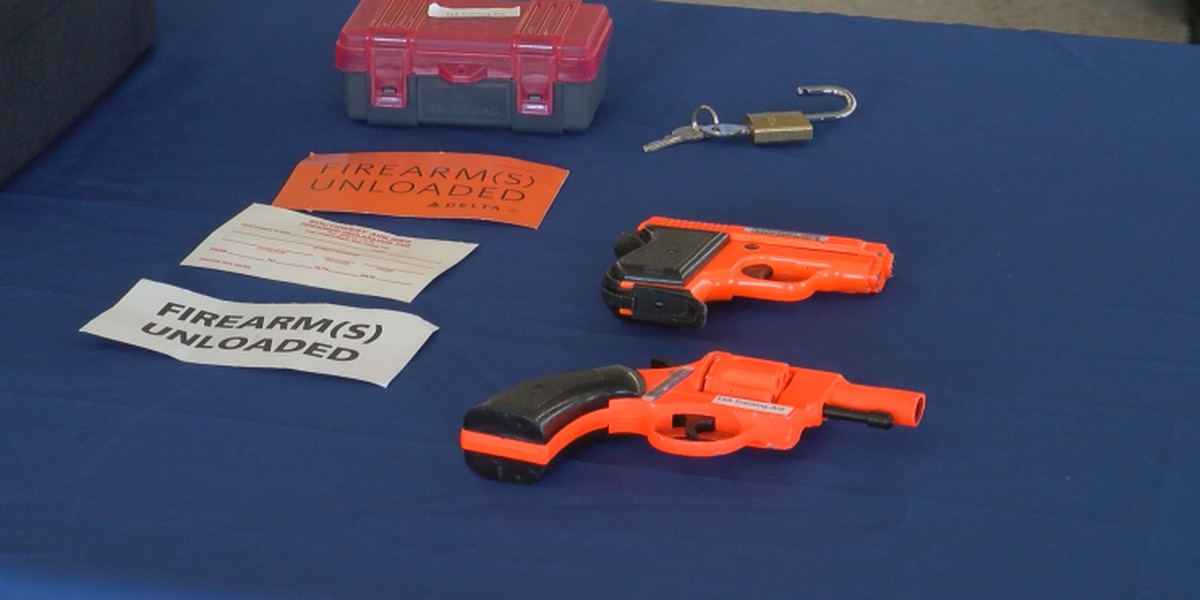 Rate of firearms found by TSA agents in S.C. 'spiked' in 2020