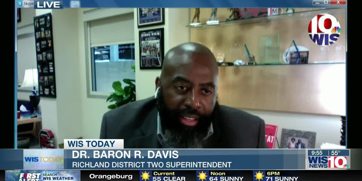WIS TODAY: Baron Davis discusses RCSD 2 graduation ceremonies