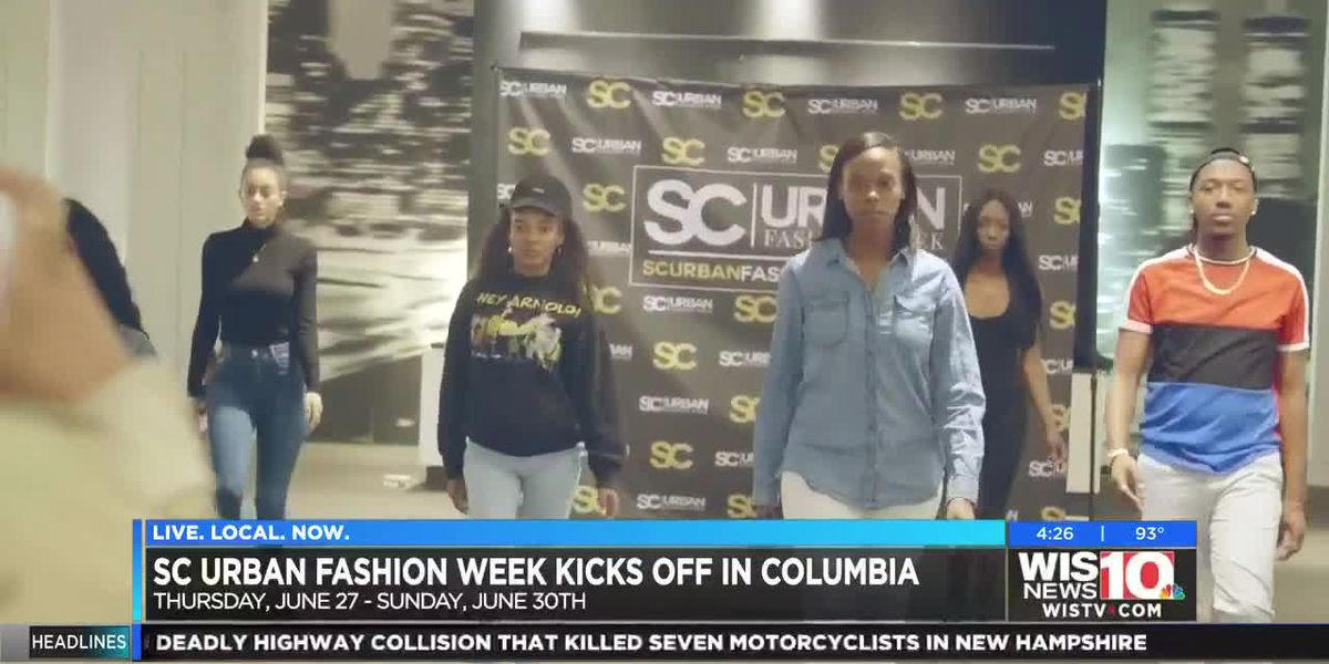 SC Urban Fashion week showcases the best style of the Midlands