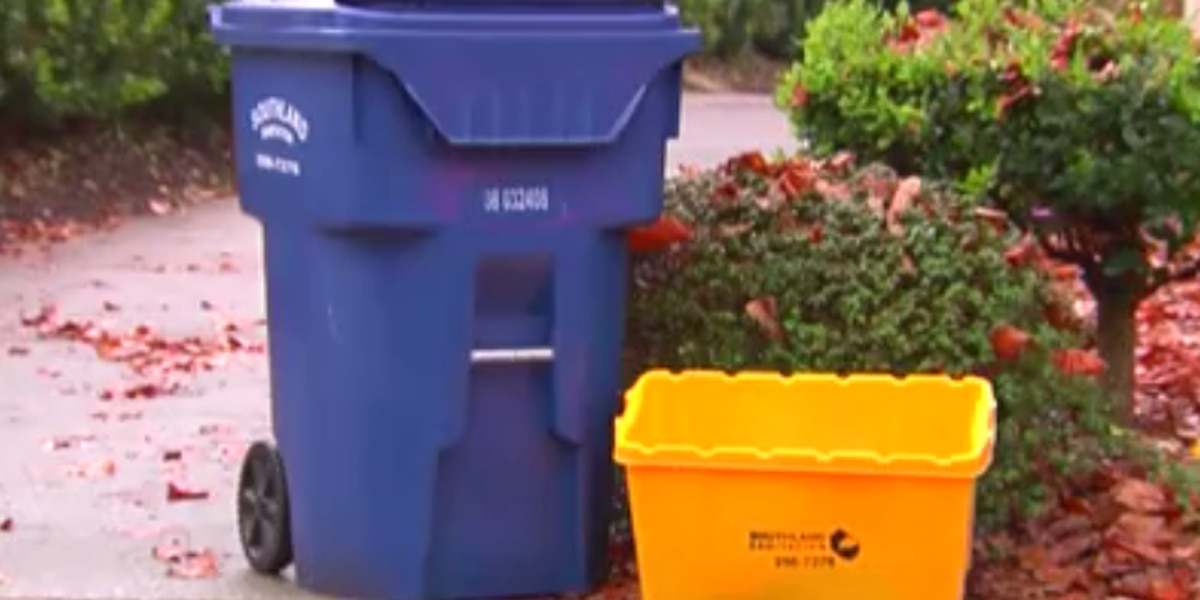 SC Department of Agriculture to hold fall cleanup recycling day Saturday