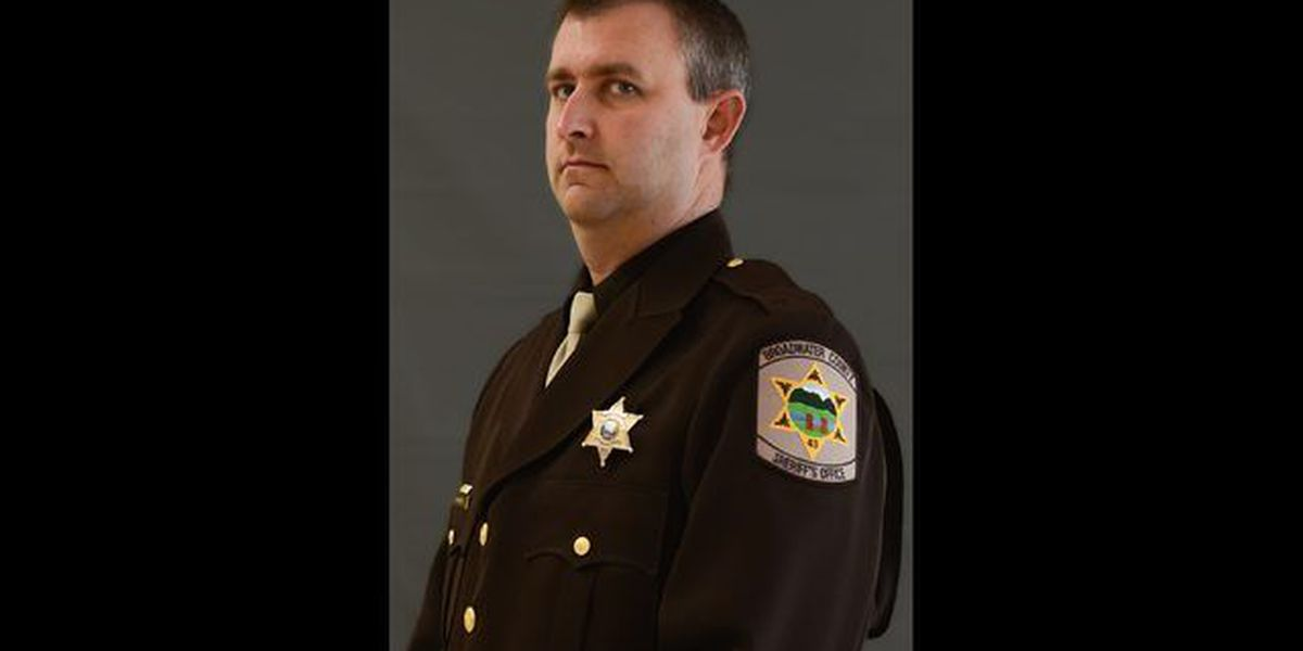 Deputy killed in Montana laid to rest in Clarendon Co. Tuesday