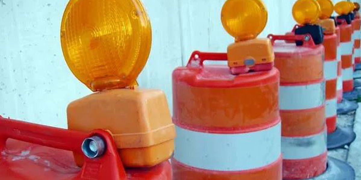 SCDOT: Non-emergency roadwork suspended through Thanksgiving weekend