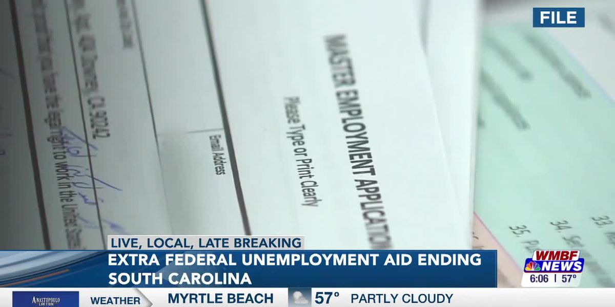 Officials look to get S.C. working after McMaster directs return to pre-COVID unemployment program