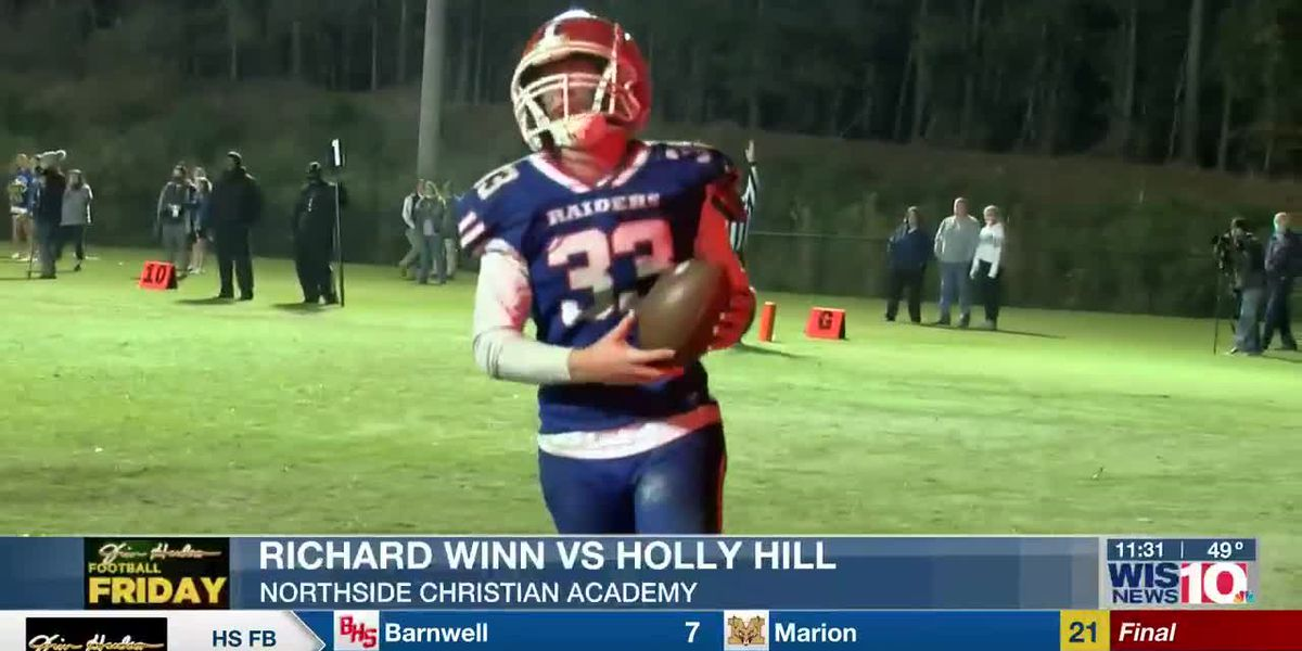 WIS Football Friday - Part 2 (11/20/2020)