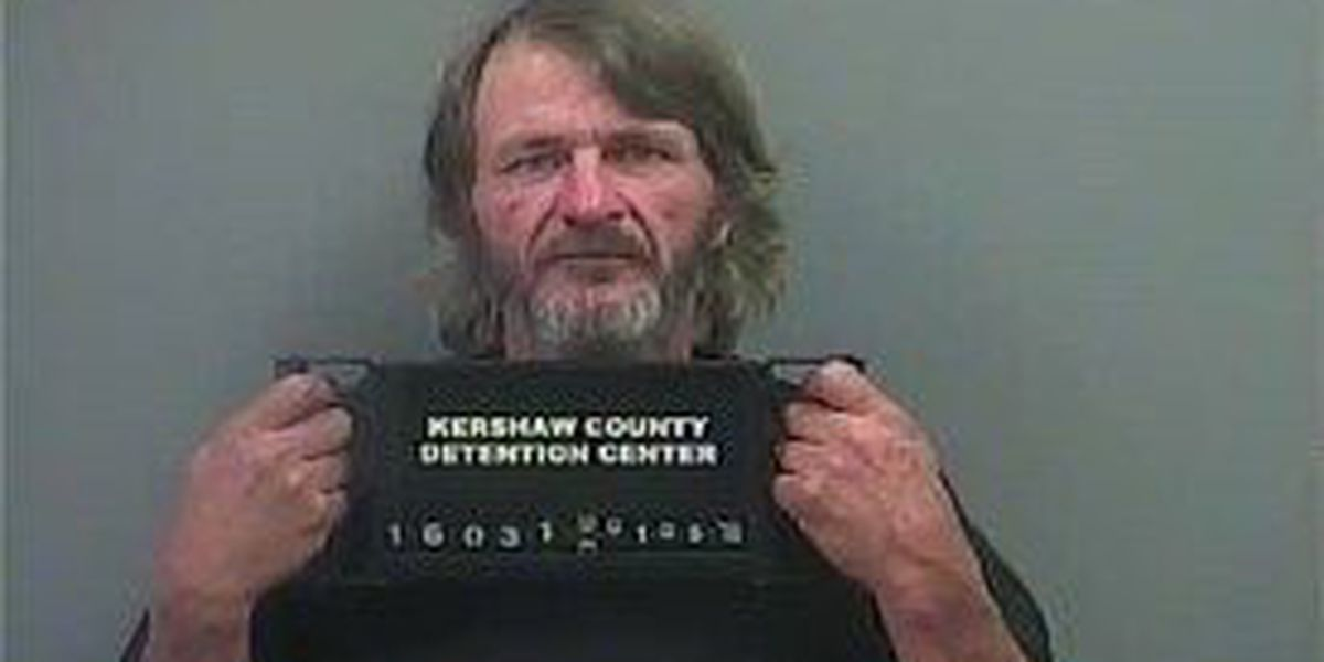 Homeless man convicted of homicide charged in Kershaw Co. copper theft