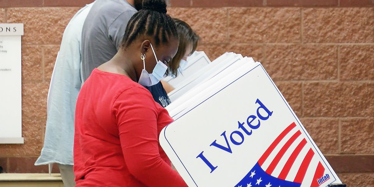 Voting open Saturday, Oct. 31 in numerous Midlands' counties