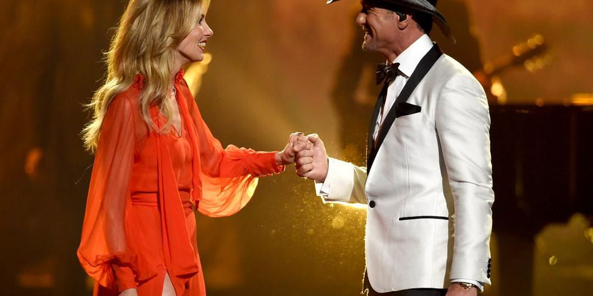 Faith Hill, Tim McGraw call for 'common sense' gun control, is critical of the NRA in interview