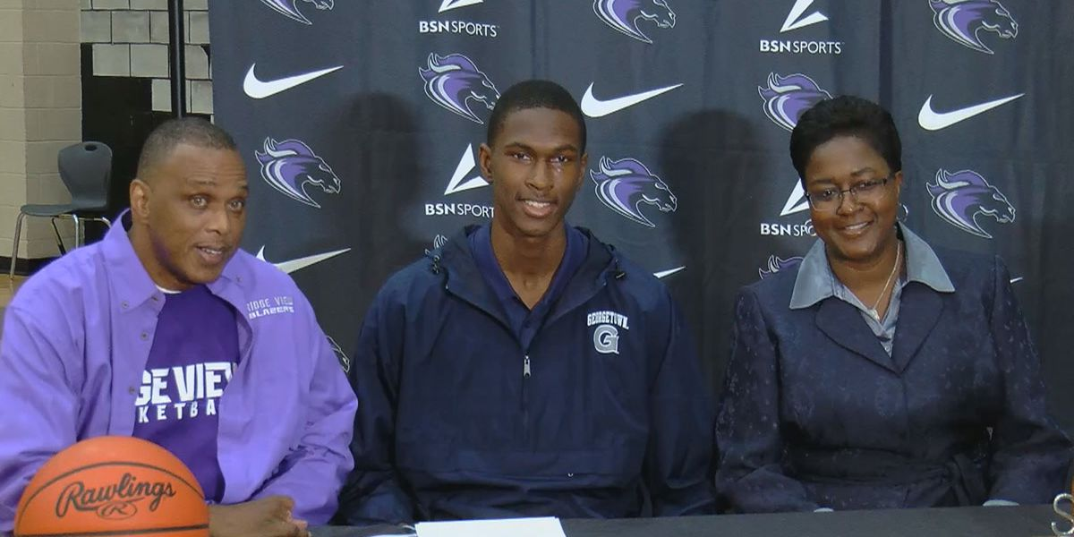 Ridge View's Wilson signs to play for Georgetown