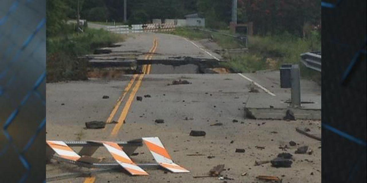 Wilson Blvd. repair delayed by dam agreement