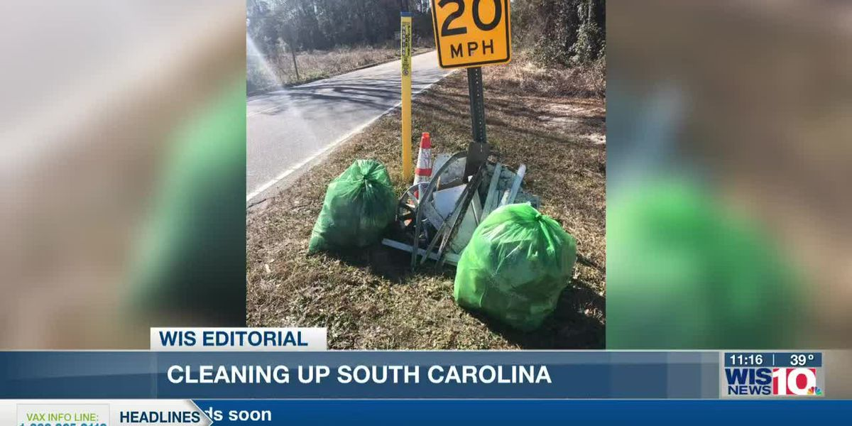 VIDEO - My Take: Responses to cleaning up South Carolina editorial