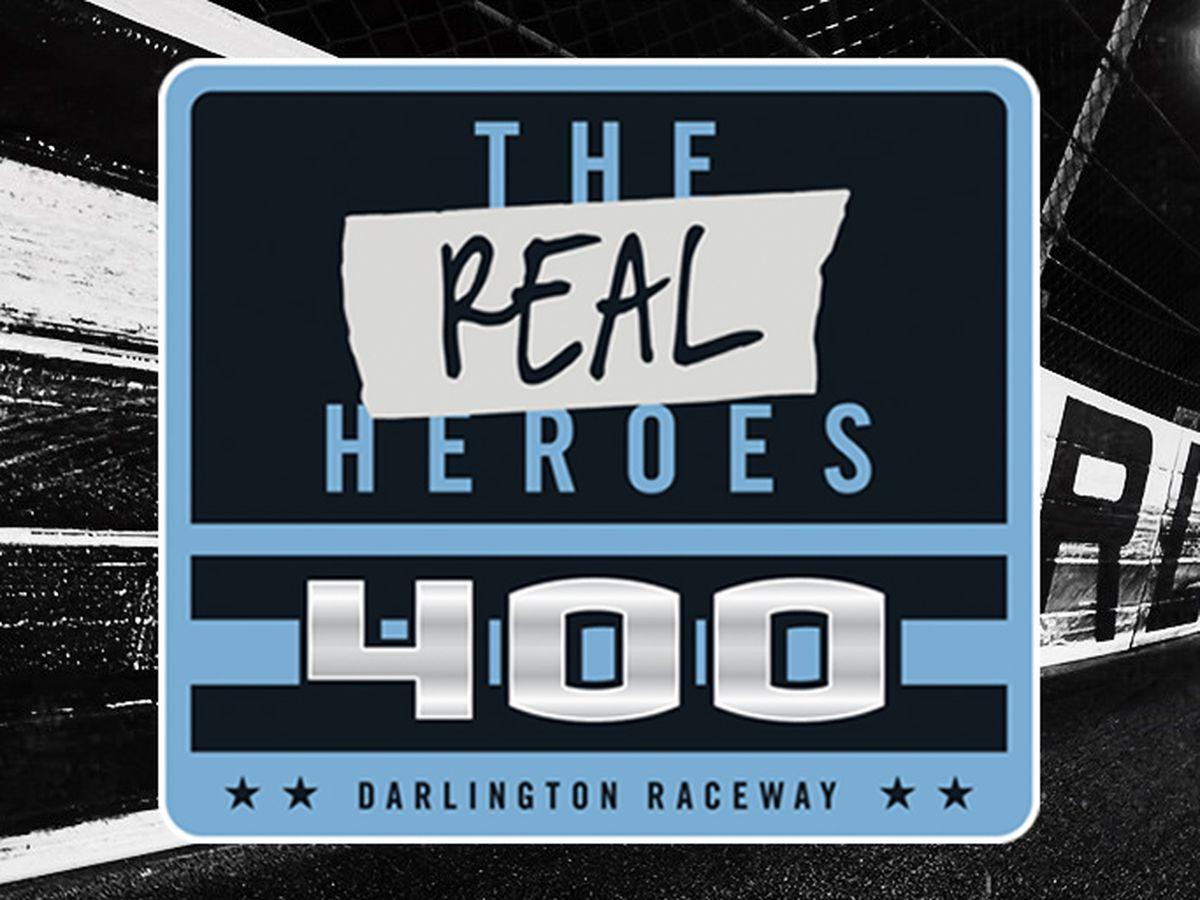 NASCAR to honor COVID-19 frontline heroes at first race back at Darlington Raceway