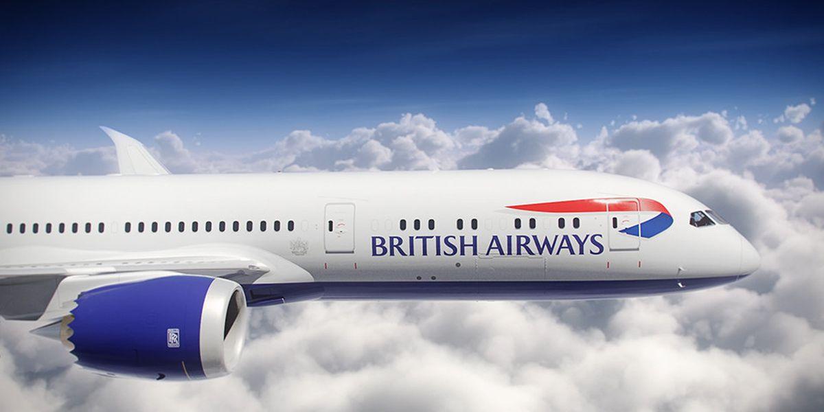 British Airways announce nonstop service from Charleston International Airport to London