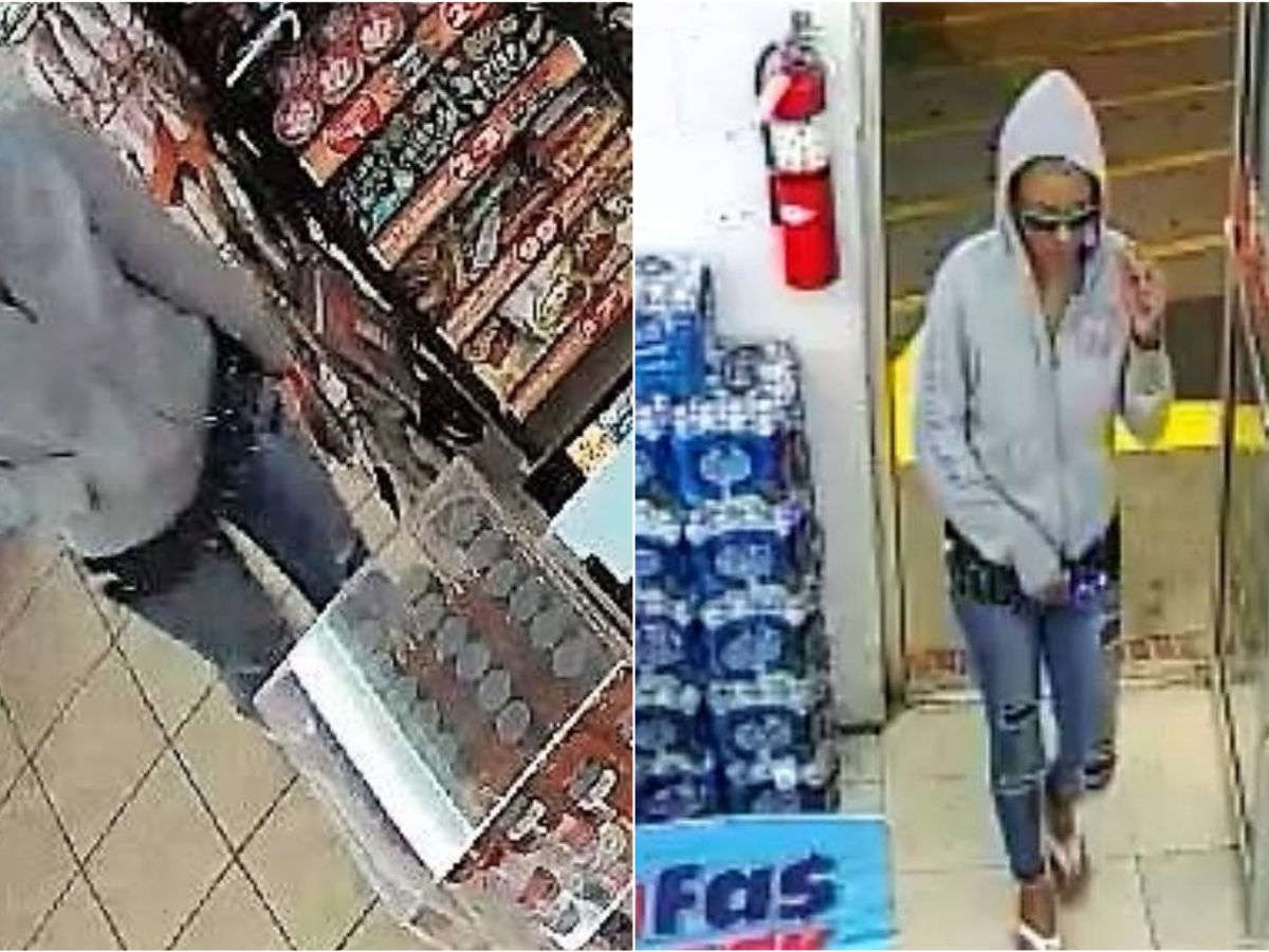 Sumter officers searching for woman in connection to convenience store armed robberies