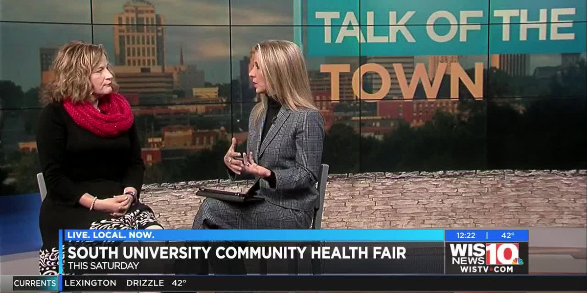 Talk of the Town: Community Health Fair
