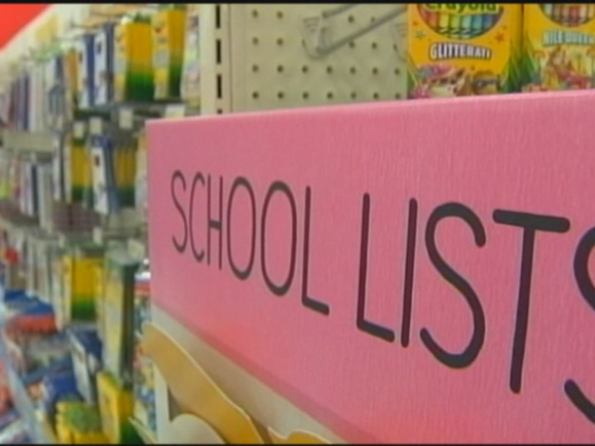Teacher school supply 'wish list' as many prepare for both digital and in-person classrooms