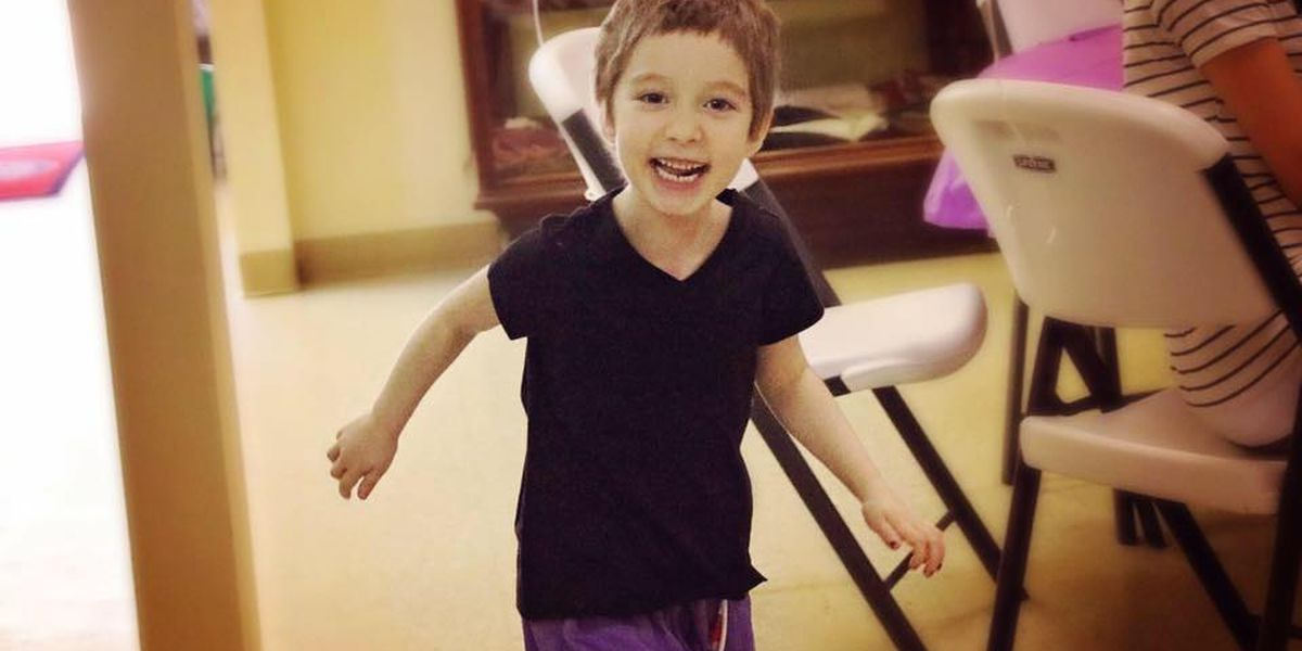 Midlands 5-year-old loses battle with Leukemia