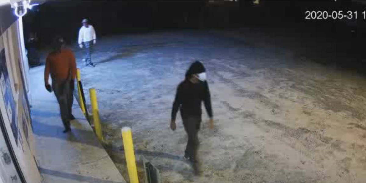 RCSD: Six men wanted in connection with attempted burglary of J Green's Beverages