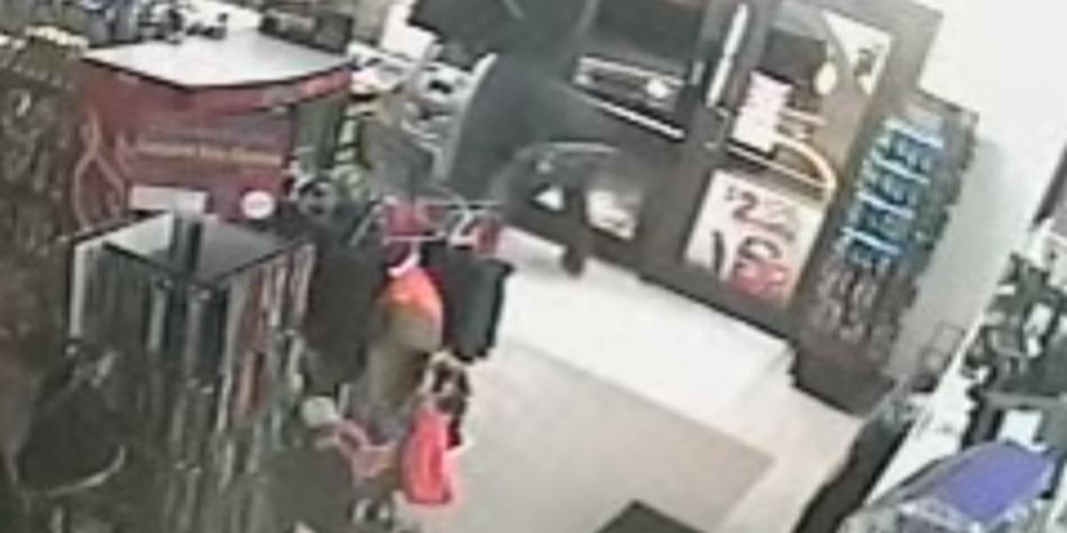 Orangeburg Co. deputies seek suspect who tried to steal ATM