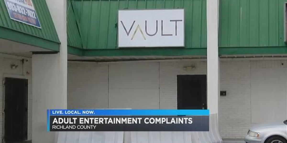 'Adult' clubs force Richland County to face questions about their existence