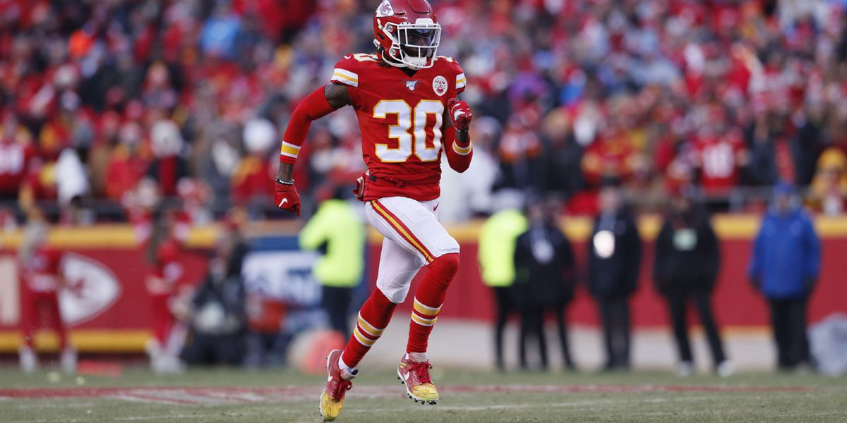 Former S.C. State standout Brown overcomes doubt to reach Super Bowl with Chiefs
