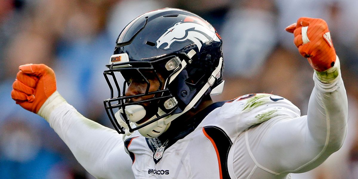 Broncos' Von Miller says he's recovered from COVID-19