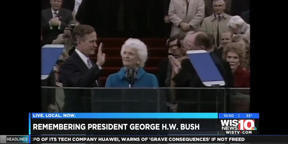 My Take: In memory of former President George H.W. Bush